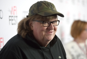 Michael Moore Debuts Film on Trump Weeks Before Vote