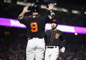 Stratton, Williamson Lead Giants Over the Nationals