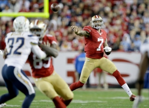 Niners' New Quarterbacks Coach a Believer in Mobile QBs