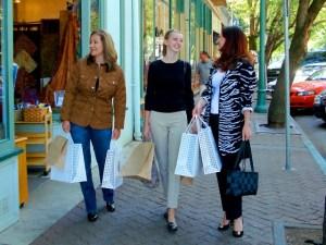 Healdsburg Spring Sidewalk Sale