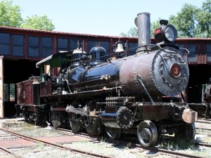 Memorial Day Weekend on a Famous Train