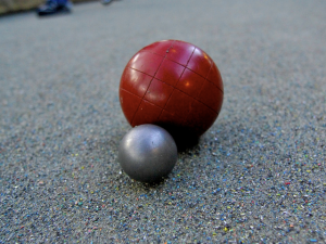 Bocce Championships Finals