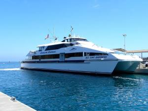 Catalina Express: 35th Anniversary Fun