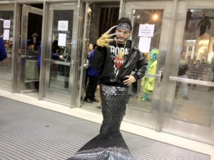 Gaga Fans Threaten to Steal Show