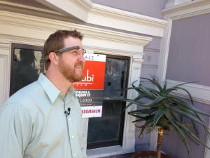 Google Glass Shows Up For Work