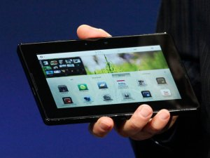 RIM's Tablet to Cost Same as iPad 2
