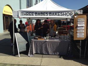 Three Babes Bakeshop to Host 'Pie Bowl'