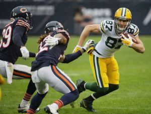Raiders Betting Jordy Nelson Hasn't Lost a Step