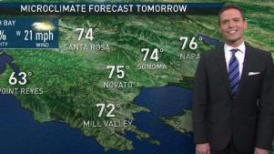 <p>Changes on the way Wednesday as a weak system moves over Northern California.  Expect increased clouds, cooler temps and even a slight rain chance.  Chief Meteorologist Jeff Ranieri tracks when we'll have the best chance and when warmer 90s could return in your Microclimate Forecast.</p>