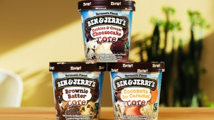 Ben & Jerry's Introduces 3 New Ice Cream Flavors