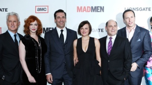 """Mad Men"" Stars on Season 6 Secrets"