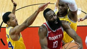 Warriors Suffer Blowout Loss to Rockets