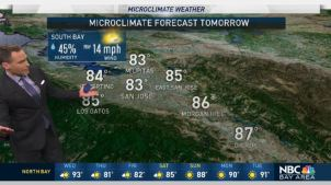<p>Clouds return for the morning commute near the coast and bay.  Chief Meteorologist Jeff Ranieri has details on where the warmest weather is expected and what's ahead this weekend in your Microclimate Forecast.</p>