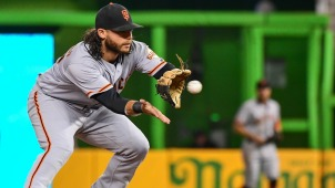 Giants Drop Series Finale in Miami