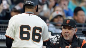 Giants Win the Marathon, Beat Rockies in 14 Innings
