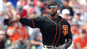 Giants Spring Training: Nunez Receives Two Cortisone Shots