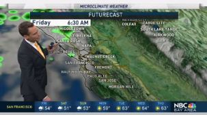 <p>Rain chances linger into this weekend.  Chief Meteorologist Jeff Ranieri has the new rain timeline in your Microclimate Forecast.</p>