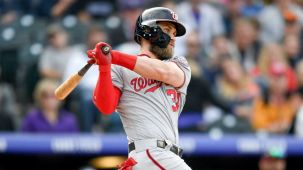 Harper, Giants Met This Week in Free Agency Visit: Source
