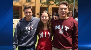 OC Triplets Headed to College Together ... at MIT