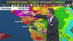 <p>A storm moving in by Sunday afternoon and evening will bring heavier rain at times and extremely dangerous waves.  Chief Meteorologist Jeff Ranieri tracks the rain timeline and the dangers at our beaches in your Microclimate Forecast.</p>