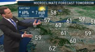 <p>Fog is possible for the morning commute and could be dense in a few cities.  We&rsquo;re tracking your morning weather and what&rsquo;s ahead next week when it comes to rain in your Microclimate Forecast.</p>