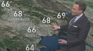 <p>Clouds return to start Saturday morning and cooler air by the afternoon.  Chief Meteorologist Jeff Ranieri has more your weekend and when warmer 80s return in your Microclimate Forecast.</p>