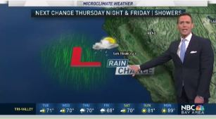 <p>Typical low clouds return for the morning and comfortable afternoon 70s.  Chief Meteorologist Jeff Ranieri has more on this and when rain is likely to return.  Plus, how much hotter by Memorial Day in your Microclimate Forecast.</p>