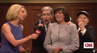 SNL Opens With Senators Celebrating Kavanaugh Confirmation
