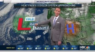<p>Clouds return for the morning commute.  Chief Meteorologist Jeff Ranieri has details on how widespread in your morning forecast.  Plus, when a few showers are possible ahead in your Microclimate Forecast.</p>