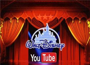 YouTube Starts Streaming Disney Movies