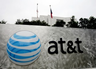 AT&T Gives to Japan, Caps Data at Home