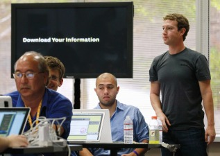 Facebook to Hire 9,400 by 2017