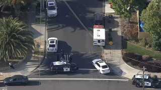 Police Investigating Officer-Involved Shooting in Hayward