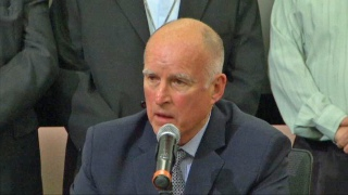California Governor Jerry Brown Wraps Up Mexico Trip