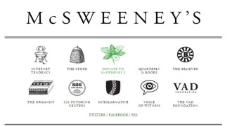 San Francisco Publisher McSweeney's to Transition Into Nonprofit Organization