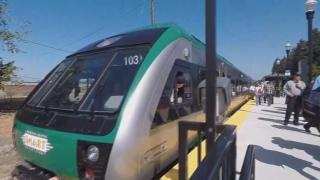 Pedestrian Dies After Being Struck by SMART Train in Novato