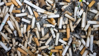 Pilot Program to Reduce Cigarette Butt Litter in San Francisco Kicks Off