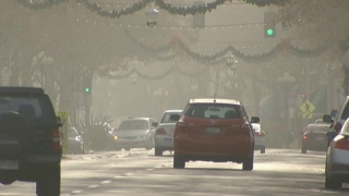 Winter Spare the Air Alert Issued For Bay Area Monday