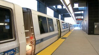 Man Arrested for Striking Train Operator: BART