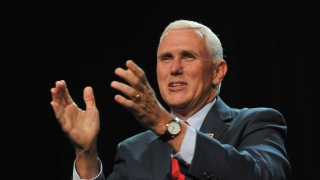 Pence: Some Undocumented Immigrants Can Stay — After They Leave