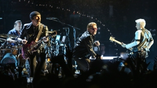 U2 Headlining Concert for Bay Area Children's Hospitals