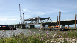 Old Bay Bridge Foundations to Be Blasted Starting in September