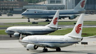 Air China Offering Direct Flights Between San Jose to Shanghai