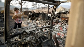 Images From the Destructive Kincade Fire in Sonoma County
