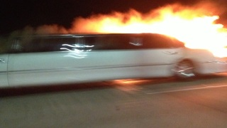 Limo Involved in San Mateo Bridge Fire That Killed Five Nurses Recalled