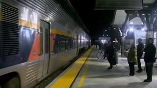 Capitol Corridor Train Strikes Person on Tracks in Hayward