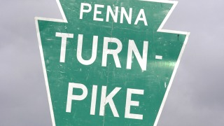 Retiring Pennsylvania Turnpike Worker Sends 'Exit' to All