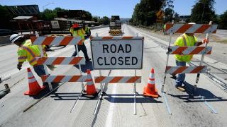 Southbound Interstate 880 Lanes in Hayward to Close Overnight