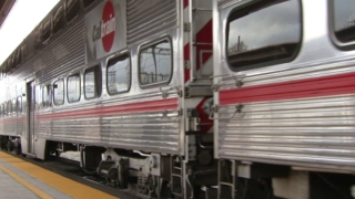 Caltrain Strikes Unoccupied Car on Tracks in Burlingame