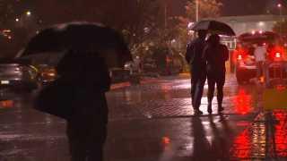 Rain Shuts Down Lanes on San Mateo and Fremont Highway: CHP